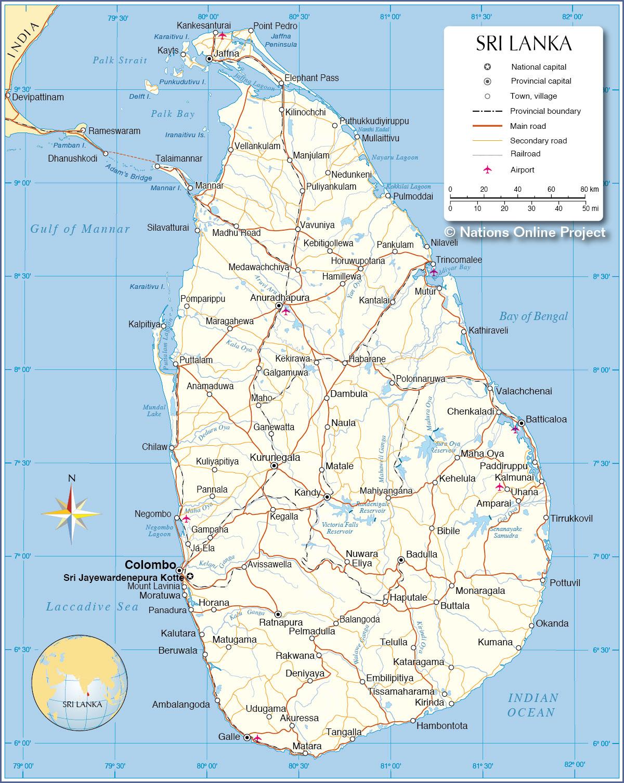 Ancient Cities Sri Lanka Tour